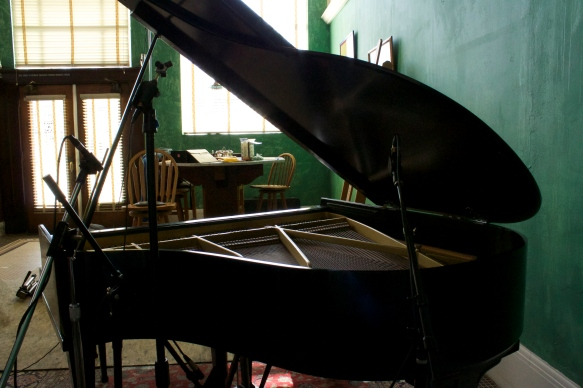 Recording the Piano